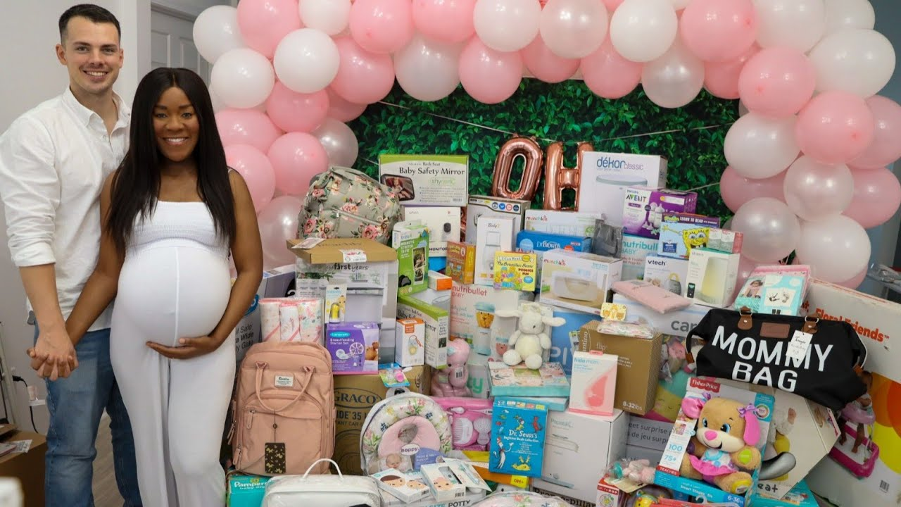 Welcome To Our VIRTUAL BABYSHOWER!! 🍼🎁🎀