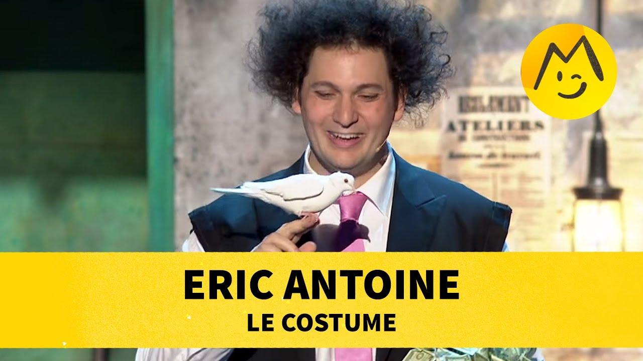 Eric Antoine - Le Costume