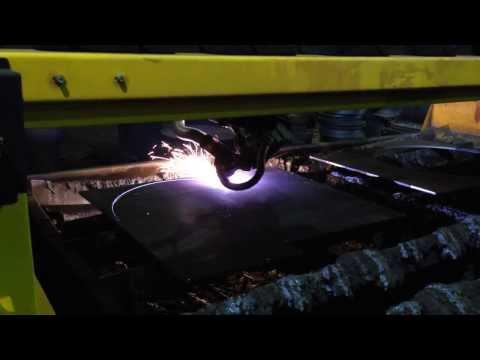 Видео Лазерная резка листового металла тюмень