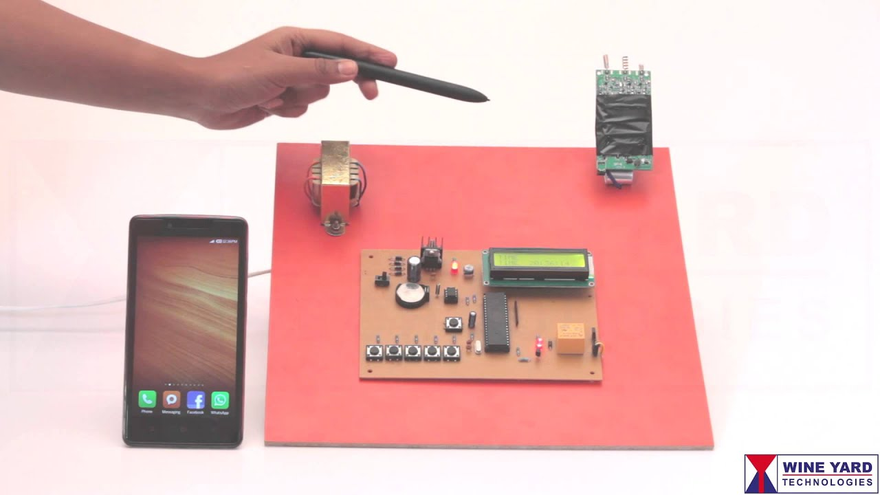 Wk414 Mobile Phone Signal Jammer Youtube Cell Detector Circuit