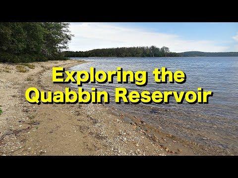Exploring Abandonded Sites Near The Quabbin Reservoir