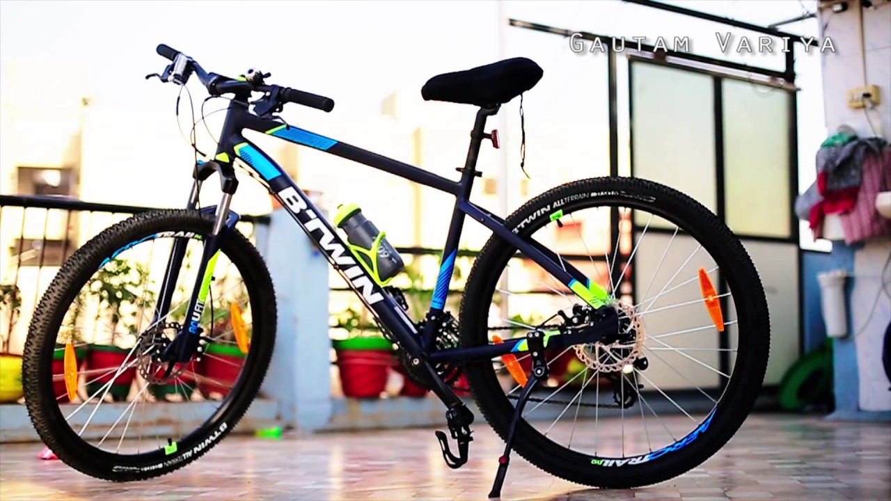 Btwin Rockrider 520 Mountain Bike (2018): ChooseMyBicycle com Expert Review