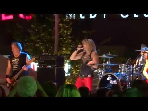 The Atomic Punks LIVE 2015 - MB Financial Park - Rosemont, IL - Part 2