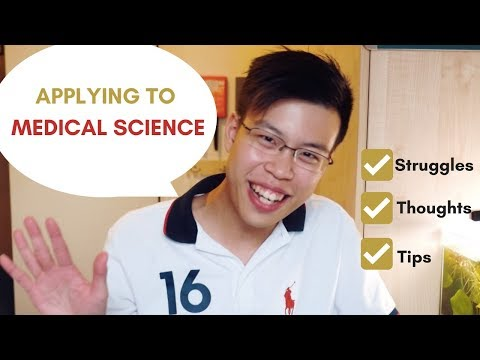 Applying for Medical Science at Exeter Uni: what to expect from Medical Science + missing grades