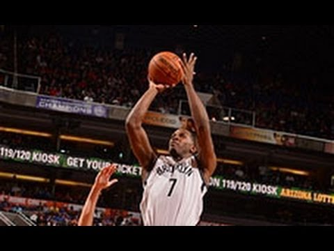 Joe Johnson Hits the Buzzer-Beater to Beat the Suns!