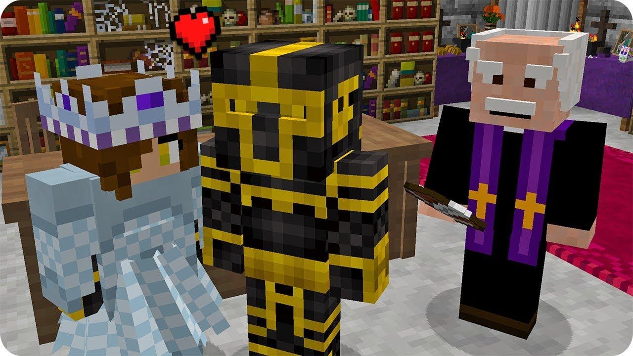 Una Suscriptora Se Casa Con Massi En Minecraft Massi Thewikihow