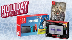 The Best Nintendo Gifts- Holiday Gift Guide 2018