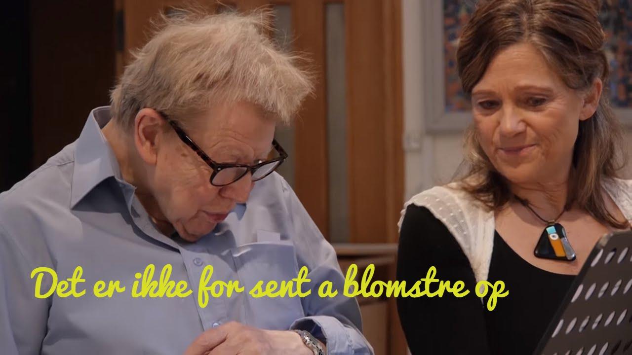Levende sanser - Mettebjørg Poulsen - Det er ikke for sent at blomstre op - Video om demens og musik