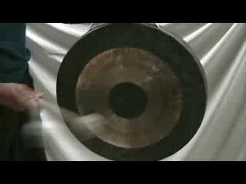 Chinese Gong, 17-1/2