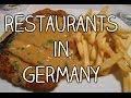 German Restaurants [My German Life]