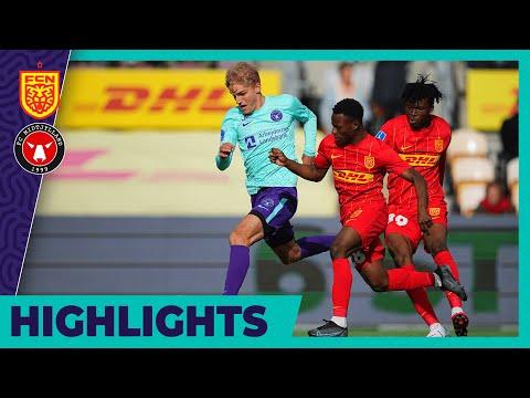 Nordsjaelland Midtjylland Goals And Highlights