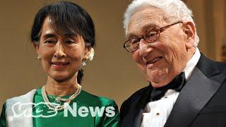 Nobel Peace Prize Winners Keep Starting Wars