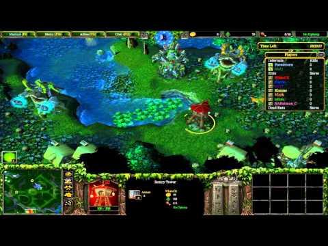 Warcraft III: TFT - (CUSTOM) 246 - Tree Tag Final v6.45 - Uvidíme příště