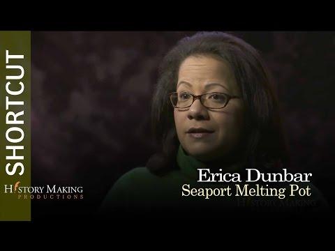 Erica Dunbar On The Seaport Melting Pot