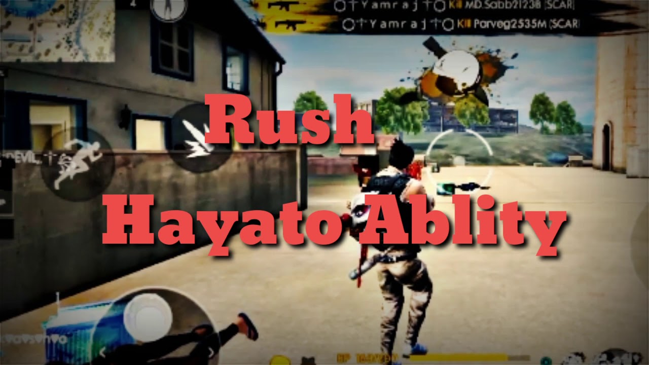 Free fire. Hayato ability ||Hayato's power - YouTube