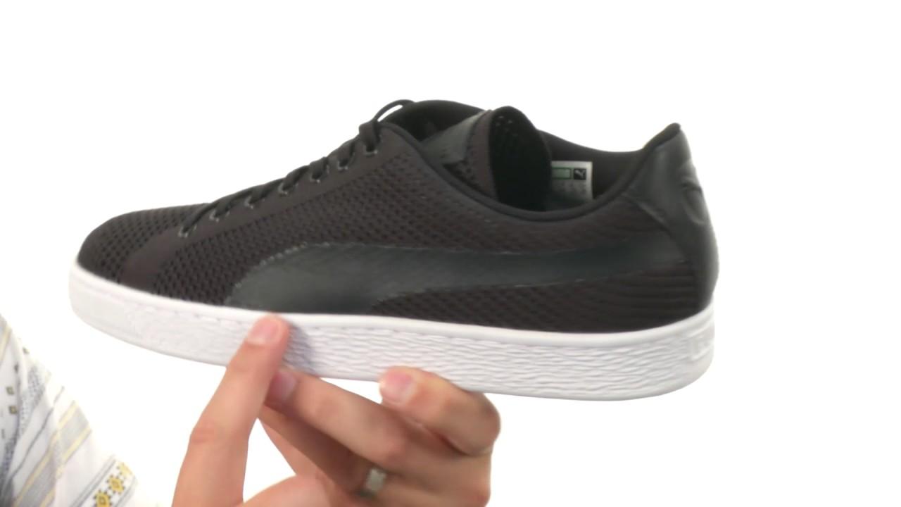 puma basket classic netfit sneakers
