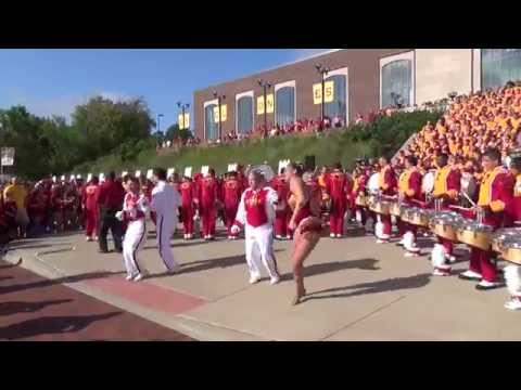 Iowa State University Marching Band - COWBELL!  (2014)
