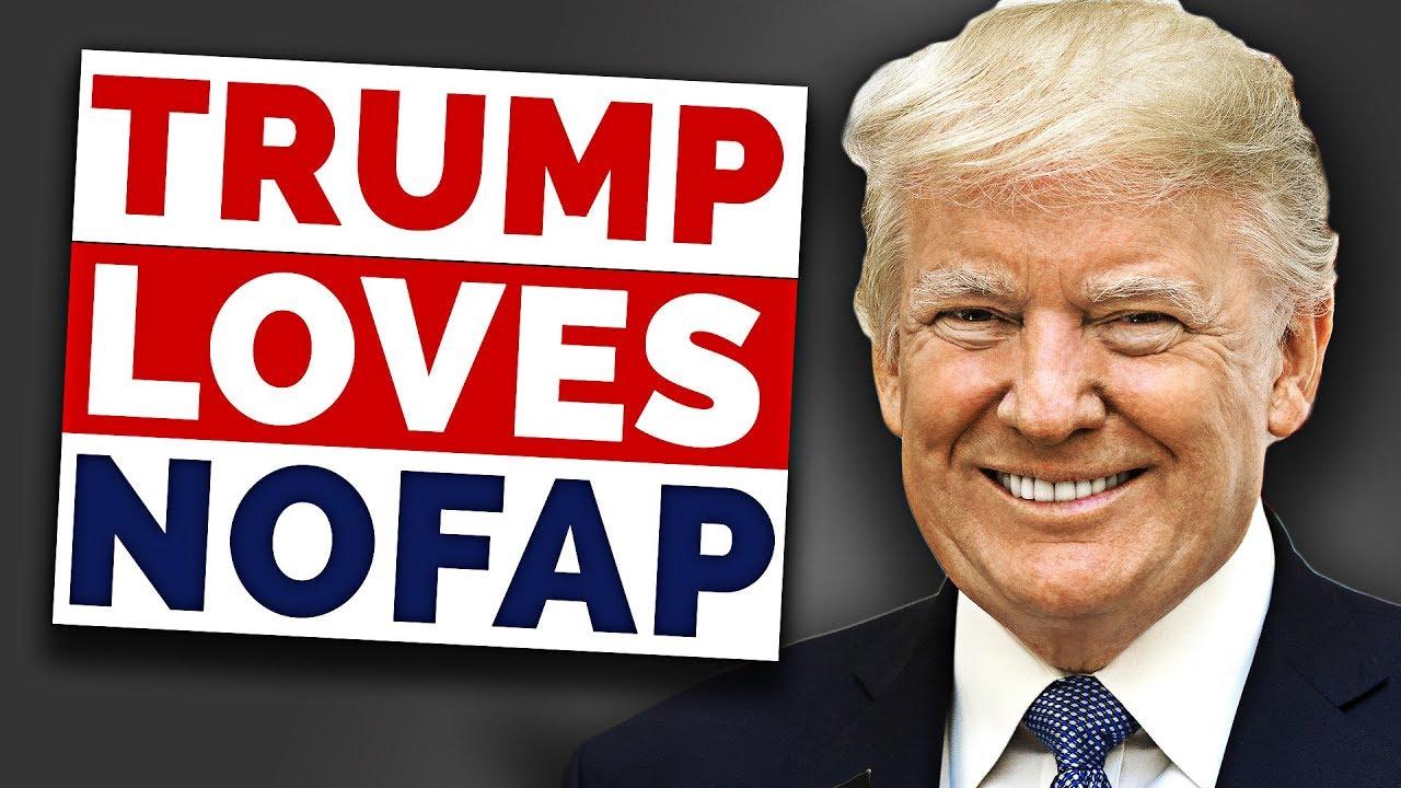 Donald Trump Nofap