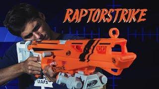 Nerf RAPTORSTRIKE - Nowa snajperka z serii Accustrike!
