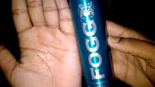 Fogg Majestic Fragrance Body Spray Honest Review