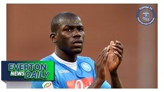 Koulibaly Premier League Bound? | Everton News Daily