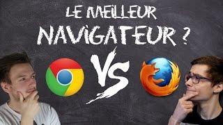 Chrome VS Firefox : Lequel est le meilleur sur Smartphone ?