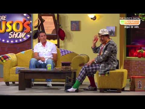 Wilmar Roldán en The Suso's Show