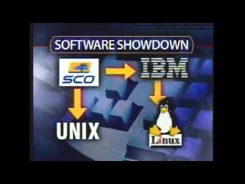 SCO vs. IBM - SCO's lawsuit against IBM