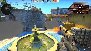 I Put Minecraft Note Block Music Over Some Cool CS:GO Clips