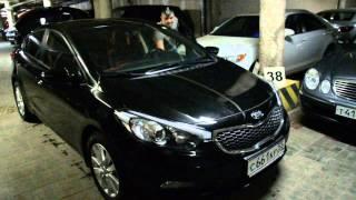 Kia Cerato YD 2014 Амортизаторы капота RIVAL видео работы(, 2015-01-25T10:01:09.000Z)