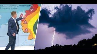 DEUTSCHLAND: Schwere Unwetter werden im Nordwesten erwartet