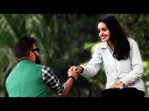 PROPOSING CUTE GIRLS PRANKS | Unglibaaz