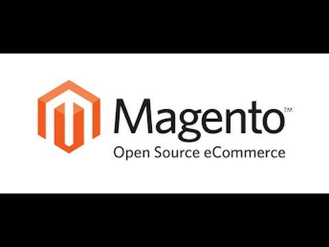 09 Magento commerce Sistema Configurazione Generale Design Footer