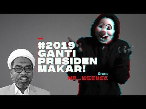 Bang Ngabalin Curiga Ada Makar | MR. NGEHEK