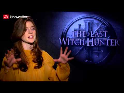 Interview Rose Leslie THE LAST WITCH HUNTER