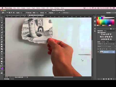 Step1 Pencil vs Camera - YouTube