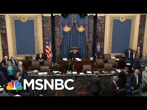 The Biggest Senate Moments From Thursday | Morning Joe | MSNBC