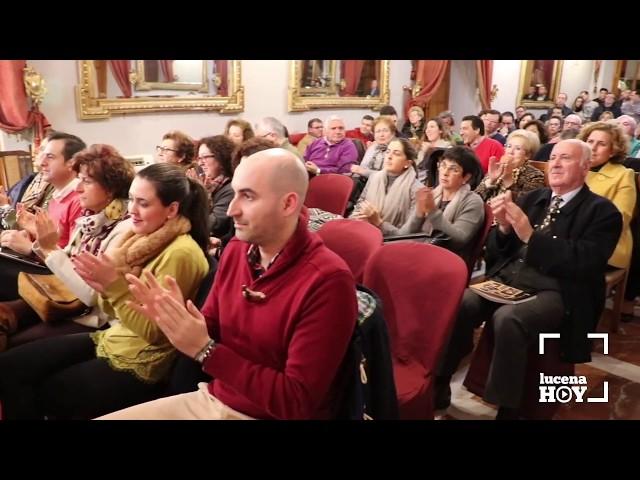 VÍDEO: Presentación del libro 50 Aniversario de la Peña Amigos de los Magos