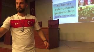 Arkadaşım Diyabet İznik Kampı'ndan (17 Temmuz 2016) -