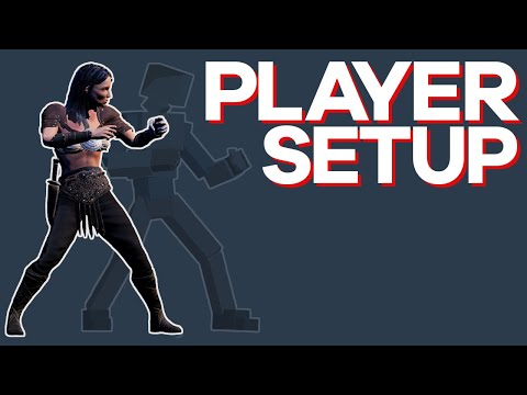 Player Character Setup with (Free!) Animation Asset Packs [Unity Tutorial with Infinity PBR]