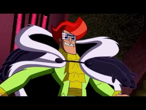 Batman: The Brave And The Bold | Mayhem of the Music Meister! | Drives Us Bats