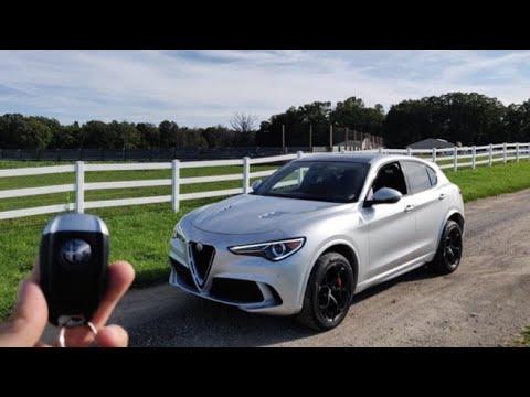 Living With A $94,000 Alfa Romeo Stelvio Quadrifoglio!