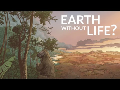 What Would The Earth Have Been Like Without Life?