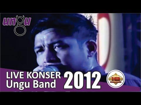 Konser Ungu - Jika Itu Yang Terbaik @Jogjakarta, 17 Maret 2012