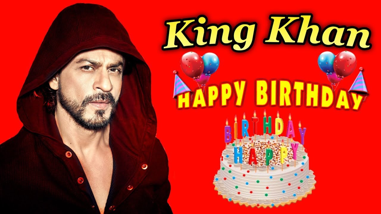 How To Create Birthday Card PICSART Best Editing Shahrukh Khan