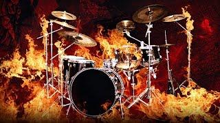 ซาวด์กลอง,เบส พนักงานดับเพลิง - ลาบานูน [Drum Cover]