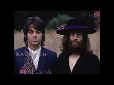 The Beatles final photo session (FULL FILM)
