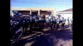 Apresentação da Fanfarra de Atibaia(FAMA) em Bueno Brandão-Mg