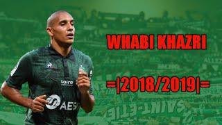 WHABI KHAZRI -/2018-2019\- ASSE