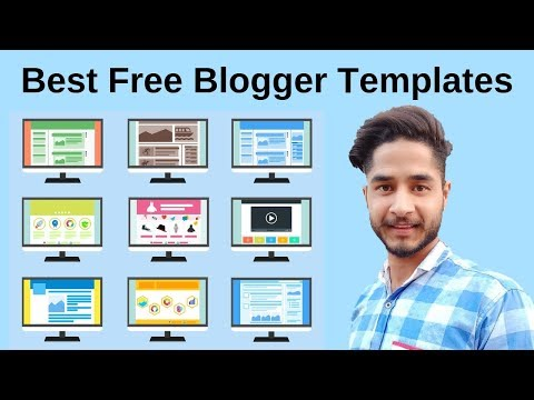 25+ Best free blogger templates for Adsense Ready , Seo Optimized & Responsive